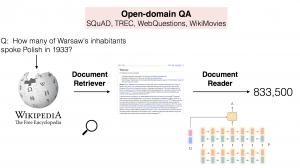 DrQA基于维基百科数据的开放域问答机器人实战教程