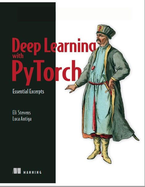 Deep Learning with PyTorch pdf 下载