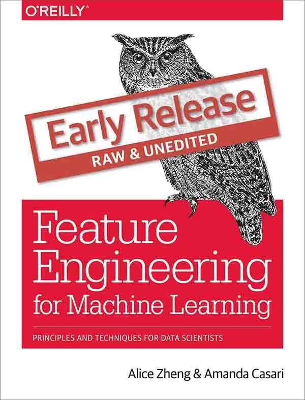 资源分享  《面向机器学习的特征工程》